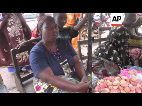Ebola threat affects local markets and vendors