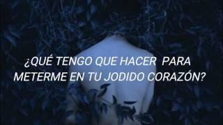 Love on the brain- Rihanna // Lyrics español