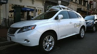 Google to Make Driverless Cars a Stand-alone Unit