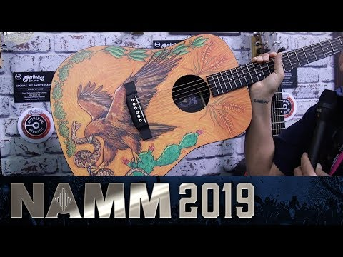 Martin Guitars get High in California - NAMM 2019
