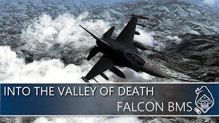 FALCON BMS: INTO THE VALLEY