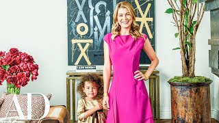 AD Visits: Ellen Pompeo at Home | Celebrity Living | Architectural Digest