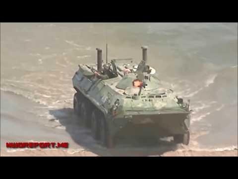 Russian Military Deploys Marines on North Korea Border Region After Kim Jong Un's Missile Test