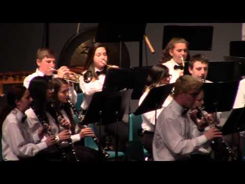 Sterling Heights High School Band Concert Spring 2015