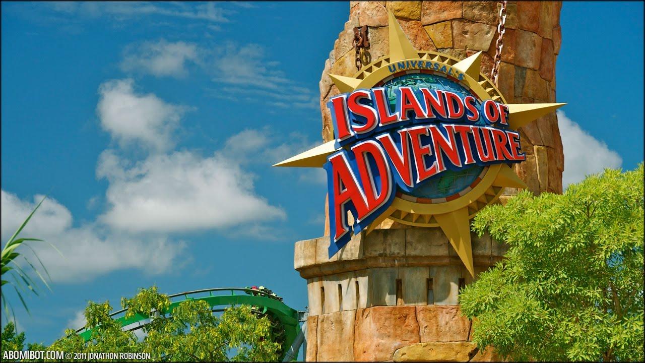 Universal's Islands of Adventure Orlando ® - YouTube