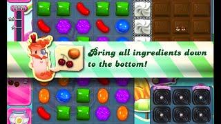 Candy Crush Saga Level 1038 walkthrough
