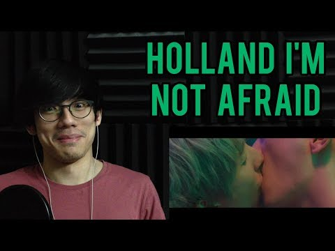 HOLLAND 'I'm Not Afraid' MV Reaction (Holland Comeback 2018!)