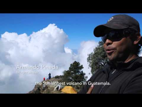 Volcanology Life in the Field - Volcán Santiaguito Guatemala, C.A.
