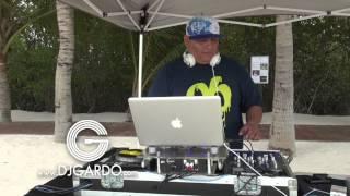 DJ GARDO probando (playita) Campeche Mexico Wedding Sweet Fifteen