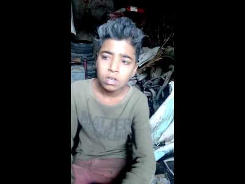 Sahil pay khara ho of Ahmed mechanic