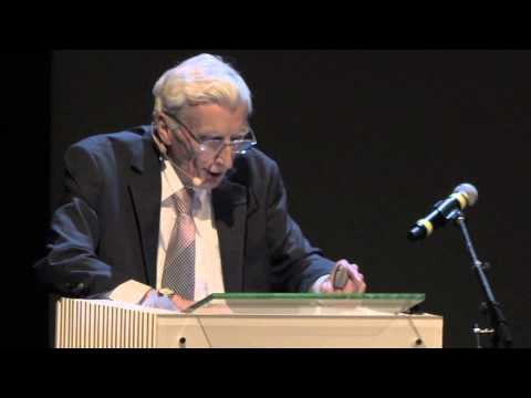 """Sir Martin Rees: """"A Cosmic Perspective for the 21st Century"""" 