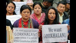 Gorkha Janmukti Morcha Agitation
