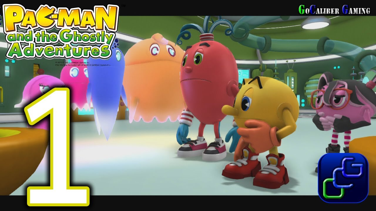 PAC-MAN and the Ghostly Adventures 2 Archives - GameRevolution