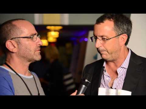 Howard Lindzon & Phil Perlman at Stocktoberfest 2014