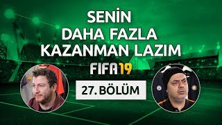 FIFA 19'DA BEŞİKTAŞ – GALATASARAY DERBİSİ | Ali Ece & Uğur Karakullukçu