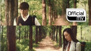 [MV] Jung Key(정키) _ Things I can't say(내가 할 수 없는 말) (Feat. Navi(나비))