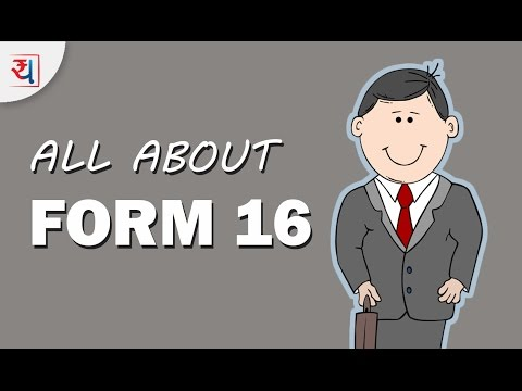 All About Form 16 | What is Form 16, Components & Importance?