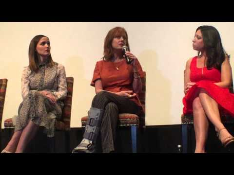 Susan Sarandon And Rose Bryne Talk About Motherhood, Dating And Their New Film The Meddler