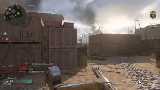 LET`S PLAY CALL OF DUTY WW2 DOMINATION SHIPMENT 1944 April 25th 2018