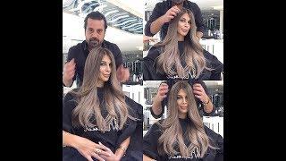 Professional Hairstyles Compilation💇🌹| Amazing Hair Transformation by💓 mounir salon🌺New 2018