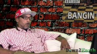 RedRum 781 on Down2Earth with Day Day King   Episode 4