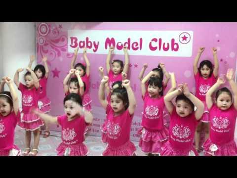 NHỊP ĐIỆU TUỔI THƠ - BABY MODEL CLUB