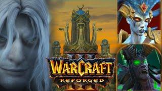 Warcraft III: Reforged – каким оказался Ледяной Трон