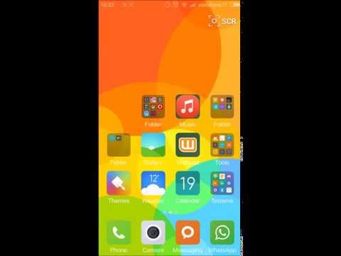 (Full HD) Umi Zero - Miui v6 5.3.4 by Arcatarc - Rom review