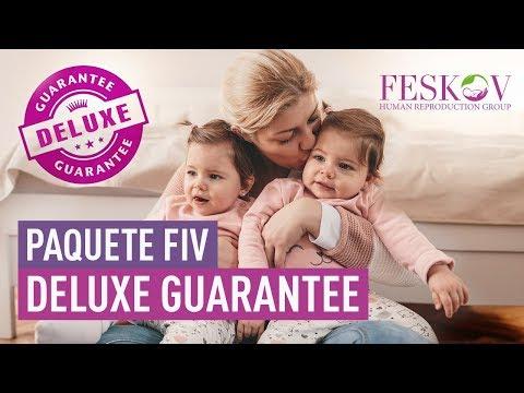 IVF DeLuxe Guarantee – Servicios de FIV de clase Premium