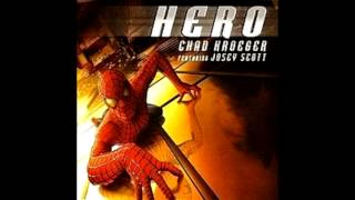 Song: heroartist: chad kroeger and josey scott album: spider-man soundtracki don't own the song picture lyrics i am so high, can hear heaveni hig...