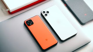 Google Pixel 4 XL vs iPhone 11 Pro Max - Which is Better?