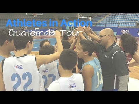 Athletes in Action | 2016 Guatemala Basketball Coaches Clinic