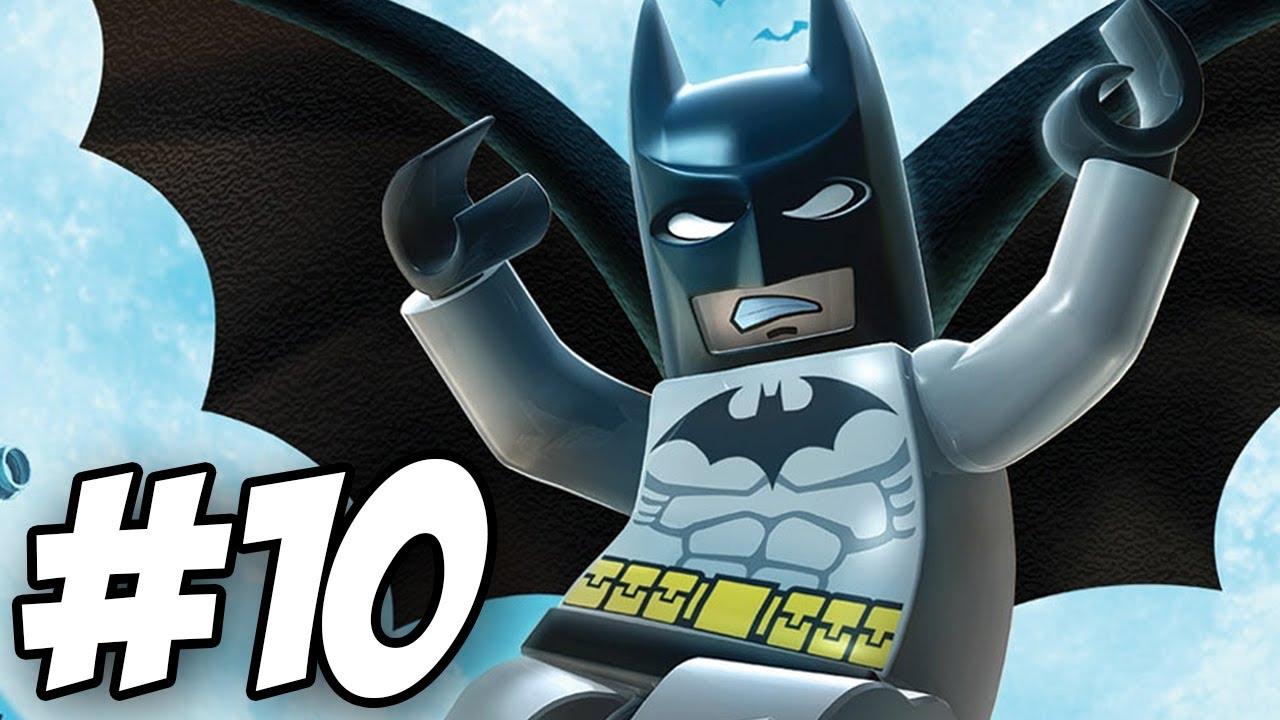 Lego Batman: The Videogame Walkthrough | In The Dark Night ...