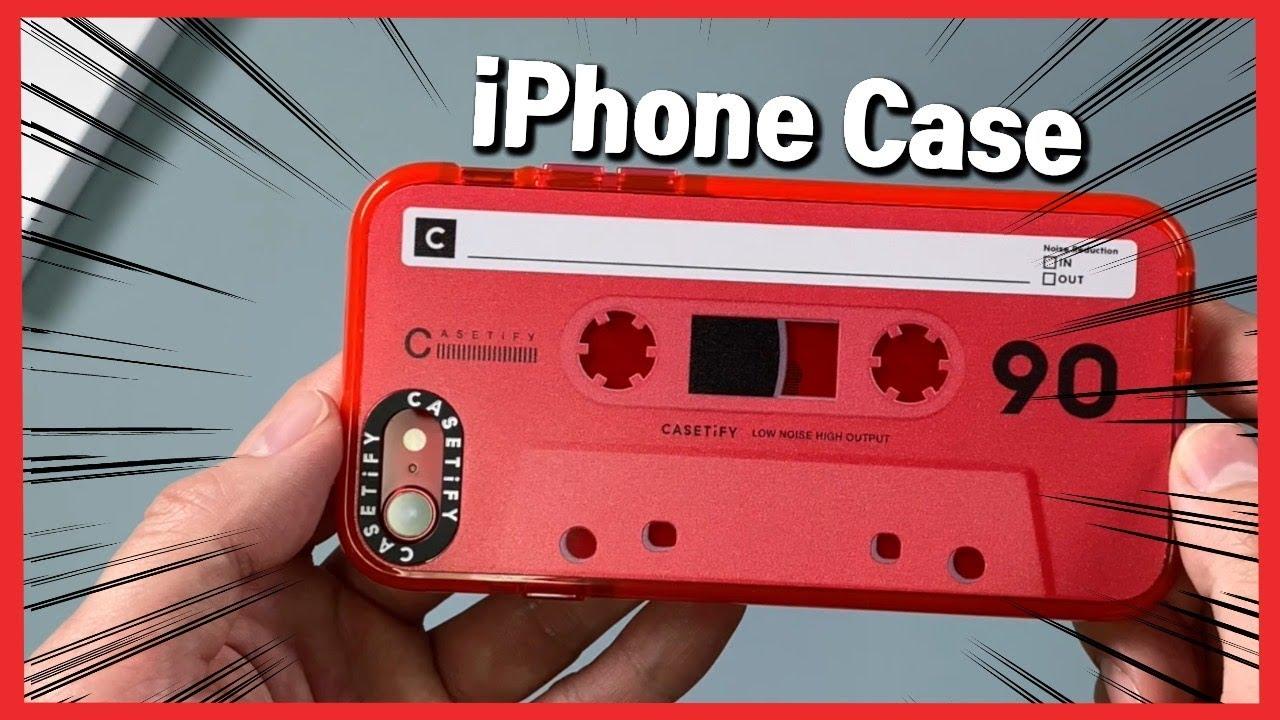 Download 아이폰 추천 케이스ㅣ아이폰 사용자라면 이 제품 강추!! iPhone SE2 Case (ft.Casetify)