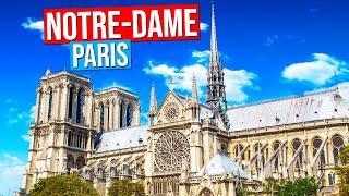 Notre-Dame de Paris, France   Cathédrale   Notre-Dame Cathedral, Paris France