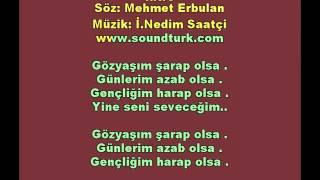 500 - T.S.M KARAOKE - Arım Balım Peteyim - Aynur Dadashova
