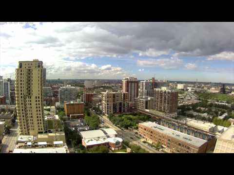 Chicago Time Lapse - 7th August 2016