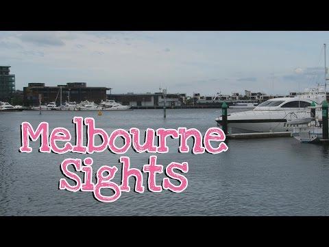 Melbourne Sights - 01/11/15 - MsAverageKate Vlogs
