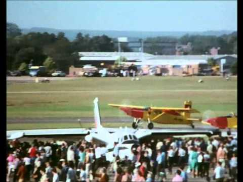 The Farnborough air show 1976 - rare documentary programme