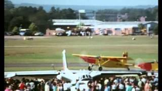The Farnborough air show 1976 - rare documentary programme