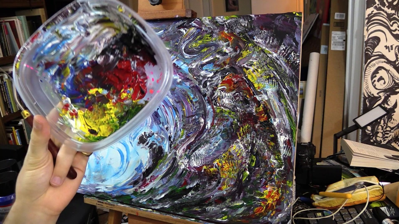 Crazy Painting
