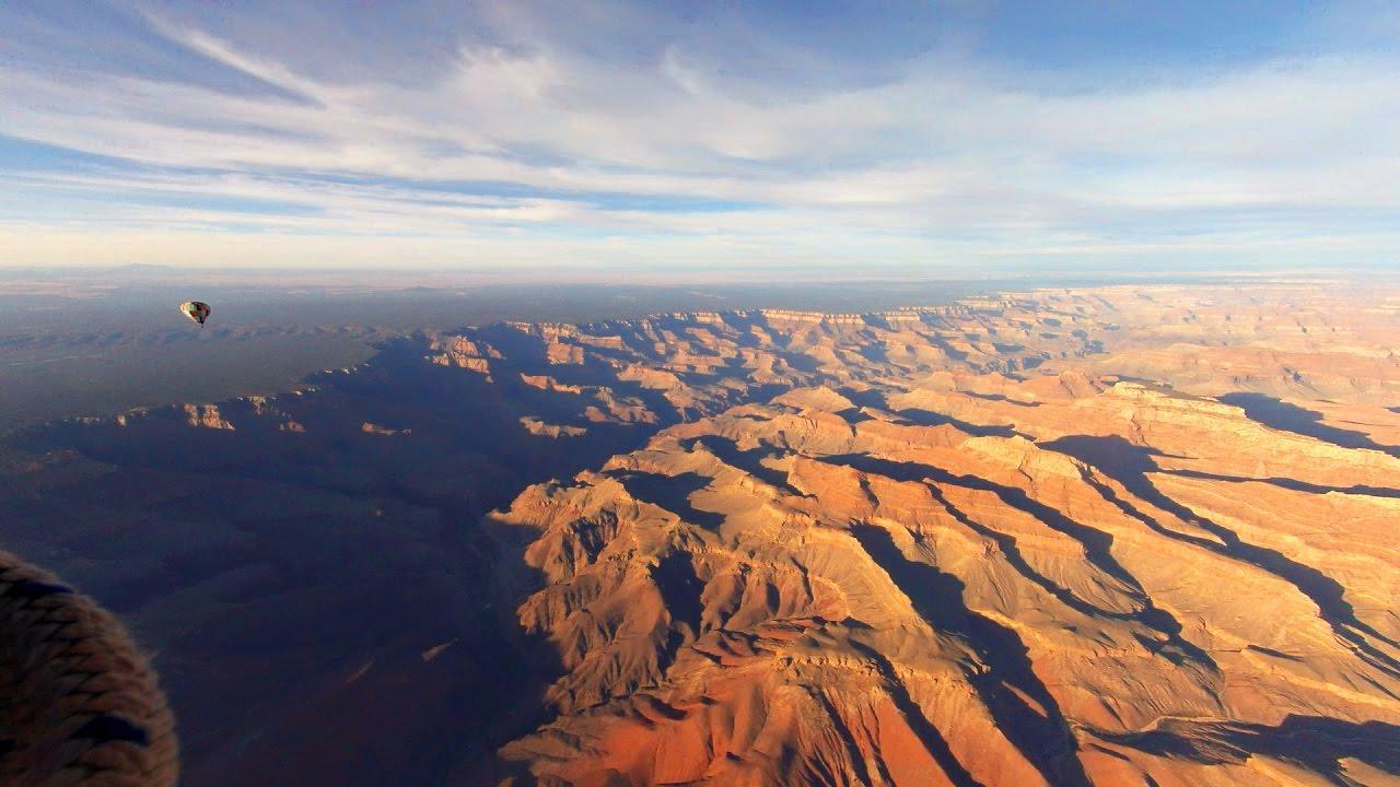 hot air balloon grand canyon # 4