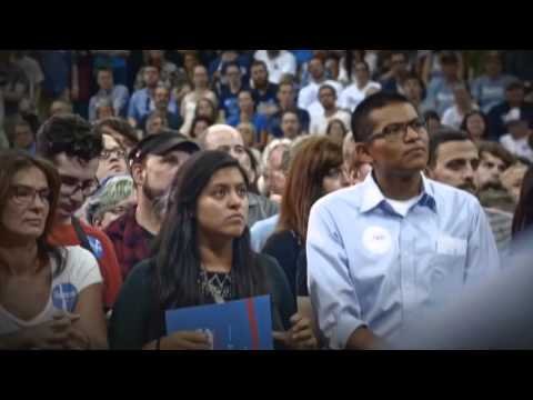 Bernie Sanders For President 2016 Concord, NH EW1 mp4