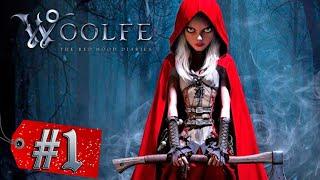 Woolfe - The Redhood Diaries (PC) walkthrough part 1