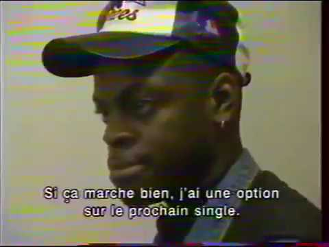Jungle DNB Shy FX and UK Apachi and DJ Rap (very very young) a documentary