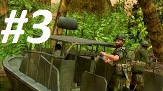 Conflict: Vietnam: Walkthrough on Extreme - Mission 3 - Tet Offensive