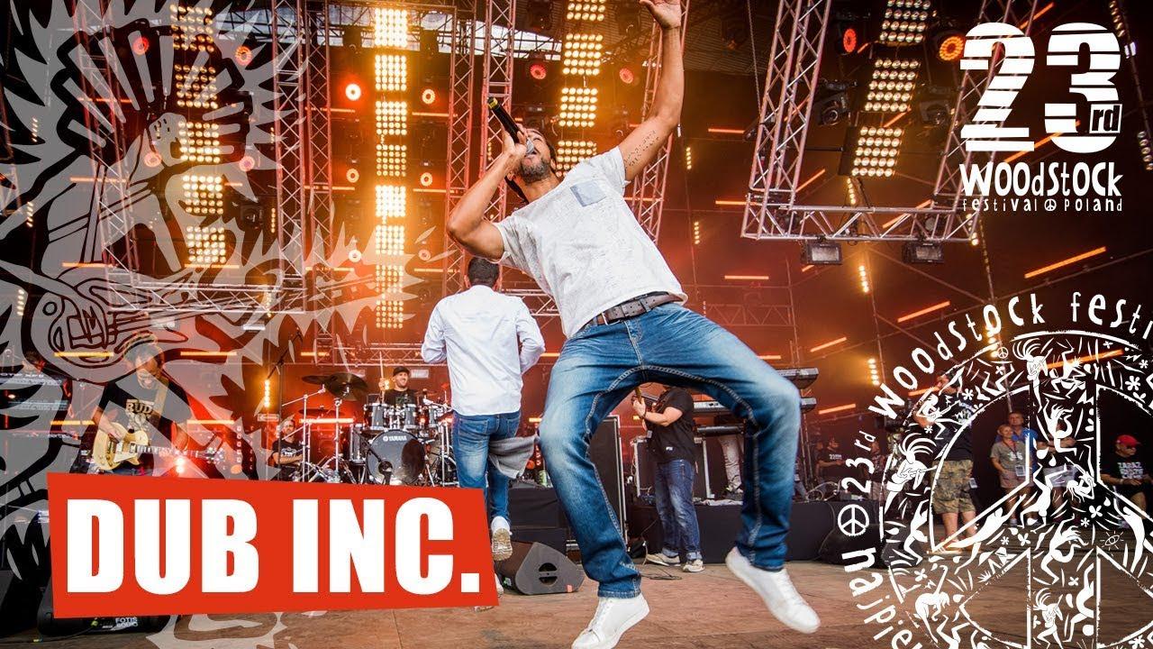 Dub Inc. #Woodstock2017