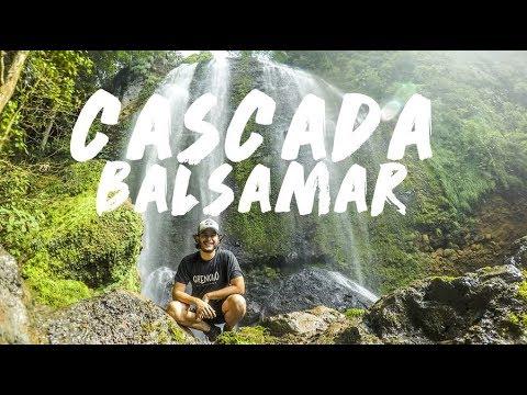 Cascada el Balsamar, San Julian, Sonsonate - Conoce El Salvador 2.0