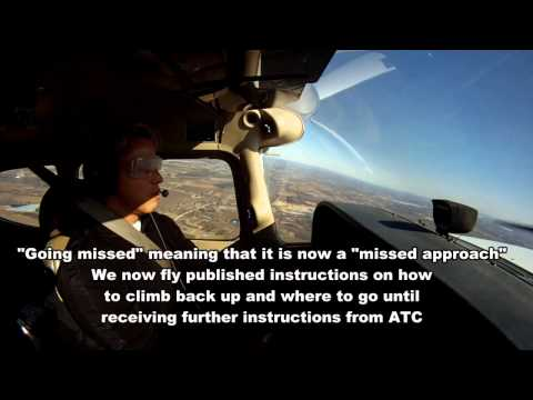 Instrument Checkride - Practical Test - Full Video