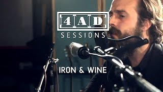 Iron And Wine - 4AD Session YouTube Videos
